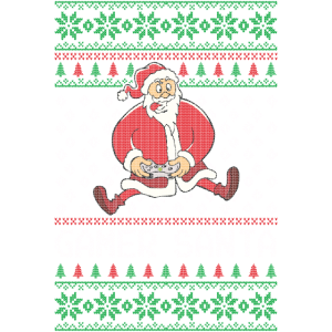 Weihnachten Gamer Ugly X-Mas Pullover Geschenk