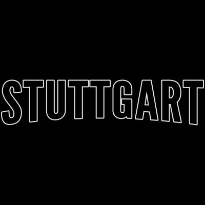 Stuttgart - Stuttgart Motiv 2-Farbig - stuttgart,schwaben,Stuttgart