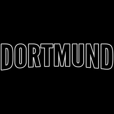 Dortmund - Dortmund Motiv 2-Farbig - ruhrpott,ruhrgebiet,nrw,dortmund,Dortmunder,Dortmund