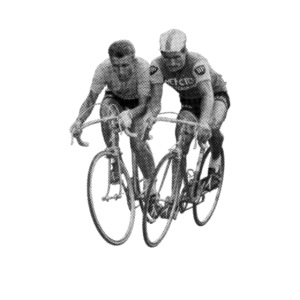 1964 - Jacques Anquetil & Raymond Poulidor