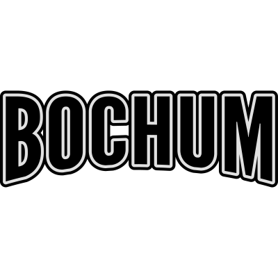Bochum - Bochum Motiv 2-Farbig - ruhrpott,ruhrgebiet,Bochum