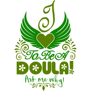 I love to be a Doula