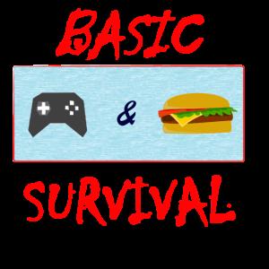 Grund Überleben