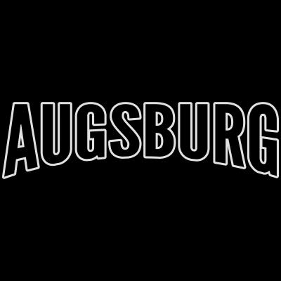 Augsburg - Augsburg Motiv 2-Farbig - bayern,augsburg,Augsburg