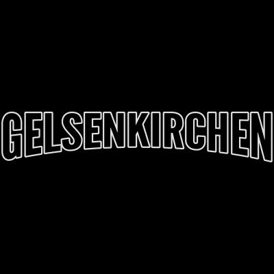 Gelsenkirchen - Gelsenkirchen Motiv 2-Farbig - ruhrpott,ruhrgebiet,gelsenkirchen,Gelsenkirchen