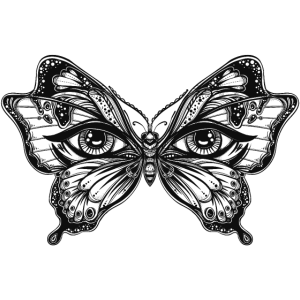 Schmetterlingsaugen