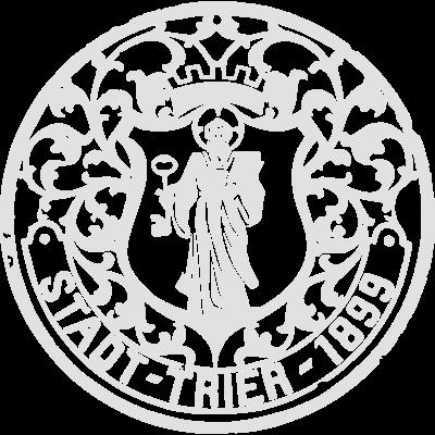 Kanaldeckel Trier 1899 - Historischer Kanaldeckel der Stadt Trier von 1899 - Trier,Petrus,Kanaldeckel,1899