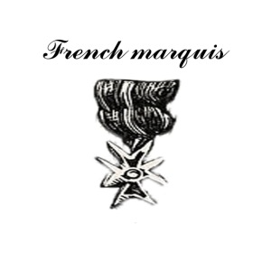 T-shirt French marquis n°2