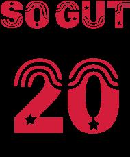 20. Geburtstagsshirt: geburtstag_20