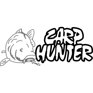 191. Carp Hunter,Karpfen,Jäger,Angler,