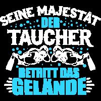TAUCHER SHIRT / GESCHENK / HOBBY / TAUCHEN SPRUCH