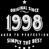 original since 1998 simply the best 20. Geburtstag