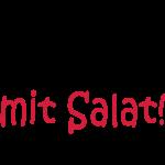 Man findet keine Freunde mit Salat, cairaart.com