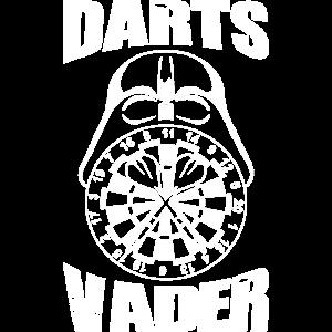 Darts Vader Dart sein Vater Dart spielen Design