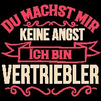 Vertriebler Aussendienst Beruf T-Shirts Geschenk