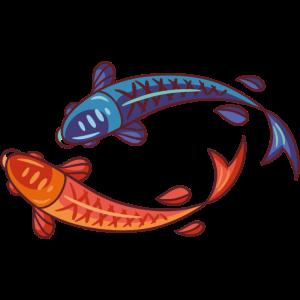 zwei Fische