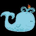 Motif Baleine