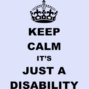 Blijf rustig! Het is maar een handicap 002