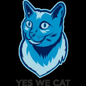 Ja wir Katze