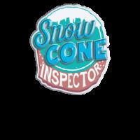 Schnee-Kegel-Inspektor-Weihnachtsfeiertags-Geschenk 2017