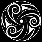 Triskell tribal Brocéliande Spirit