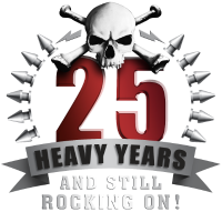 Jubiläum Metalhead 25 A