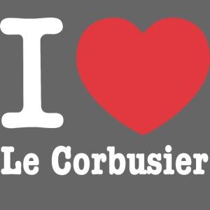 Love Le Corbusier