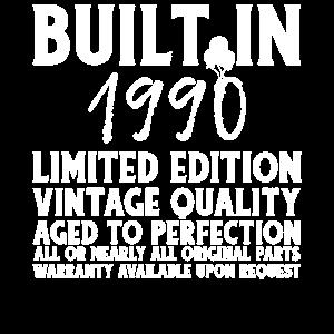 BUILT IN 1990!
