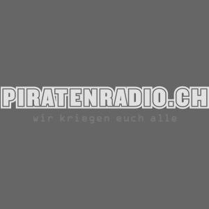 logo piratenradio claim 25cm neg