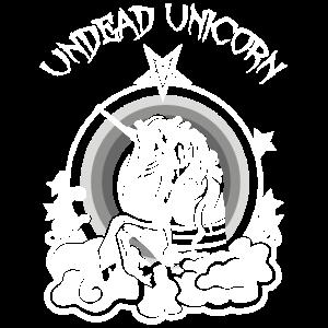 Undead Unicorn Black Edition