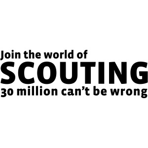 join the world of scouting