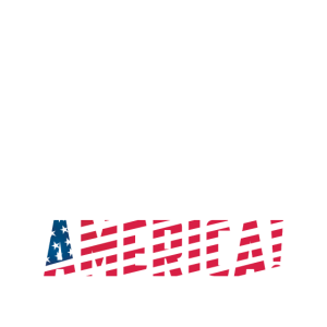 TRY AS HARD AS YOU WANT GOD ISN'T LEAVING AMERICA