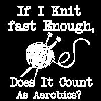 Stricken ist mein Sport T-Shirt