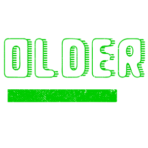 I DON´T GET OLDER I LEVEL UP