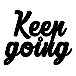keep going-noir