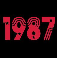 Jahrgang 1980 Geburtstagsshirt: jahrgang_1987