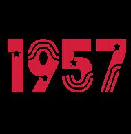 Jahrgang 1950 Geburtstagsshirt: jahrgang_1957