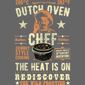 Dutch-Oven, Outlaw, yellow