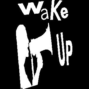aufwachen