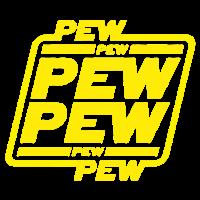 Pew Pew Pew - Laserpistole