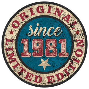 US Style since 1981 original limited edition