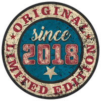 US Style since 2018 original limited edition RAHM