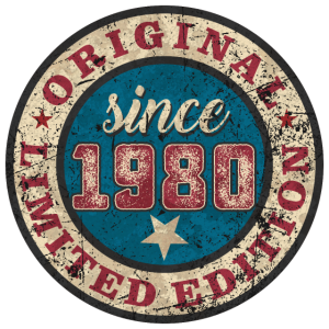 US Style since 1980 original limited edition