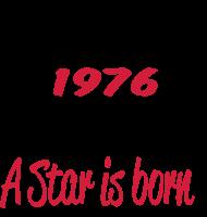 Jahrgang 1970 Geburtstagsshirt: 1976