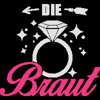 Die Braut - JGA - Polterabend