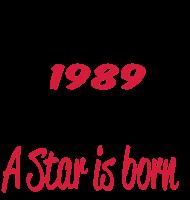 Jahrgang 1980 Geburtstagsshirt: 1989