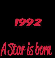 Jahrgang 1990 Geburtstagsshirt: 1992