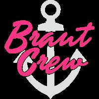 Braut Crew - JGA - Polterabend