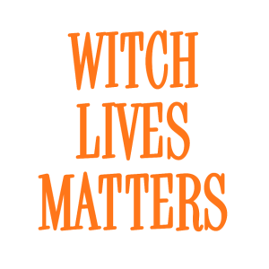 Matters orange Witch Lives