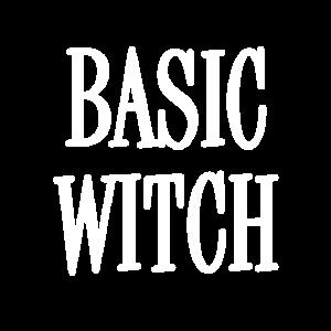 Basic Weiß Hexe